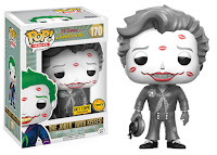 Funko Pop! DC Bombshells The Joker With Kisses Chase