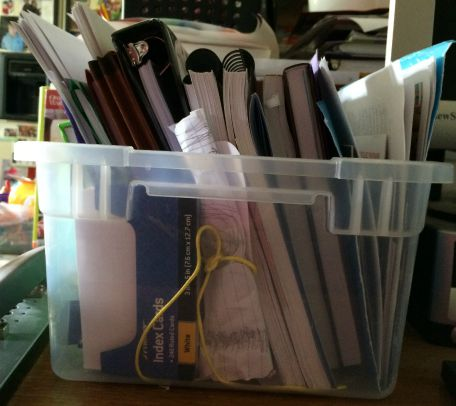 Back-to-homeschool Organizing your schoolroom