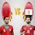 القنوات المفتوحة الناقلة لمباراة مصر والمغرب مباشرة اليوم كأس الأمم الأفريقية 2017
