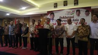 Walikota Cirebon, Itu Hak Politik Saya Untuk Mendukung Jokowi-Ma'ruf Amin