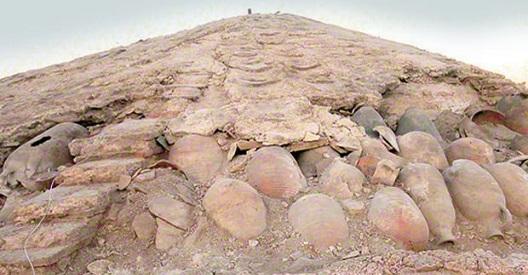 Νεκροταφείο του 3 αιώνα μ.Χ. ανακαλύφθηκε στην Κωνσταντινούπολη