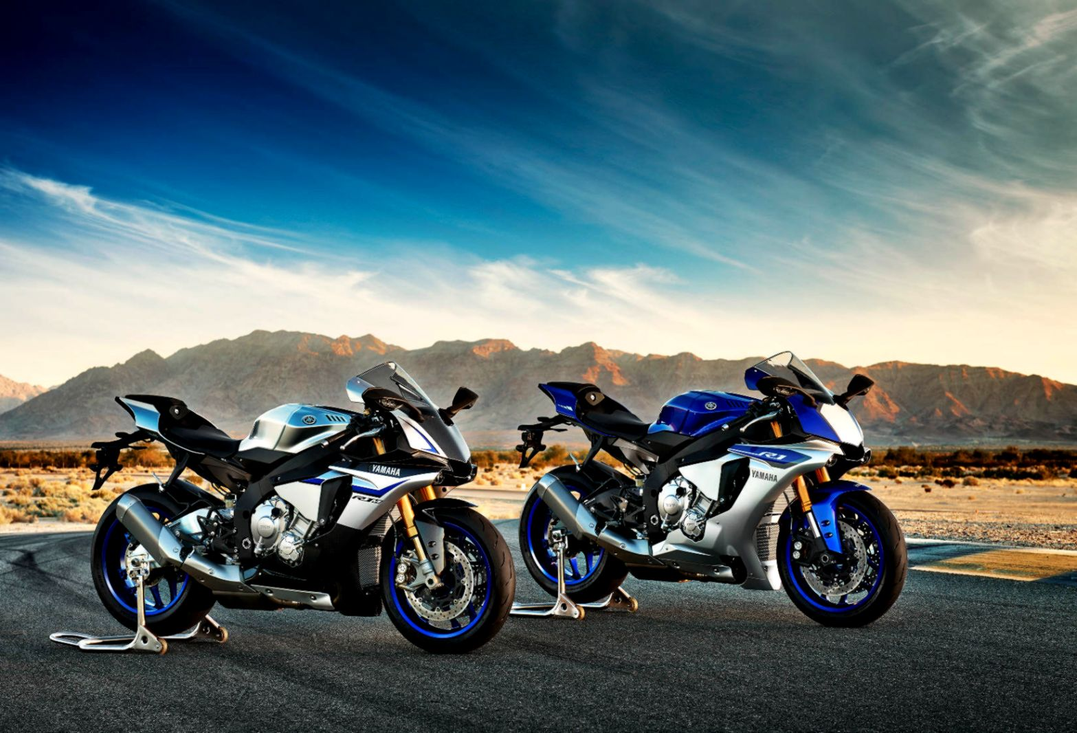 Yamaha R1 Blue Superbike Hd Wallpapers Emoji