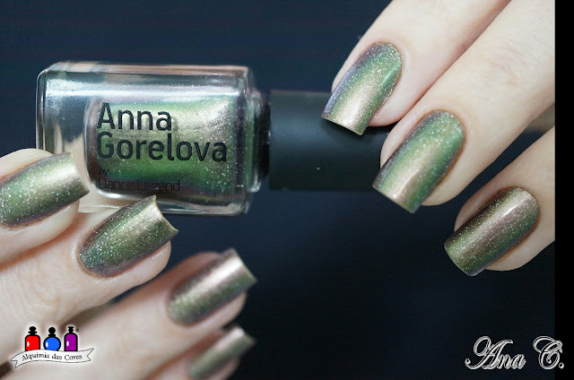 Anna Gorelova by Dance Legend, Koshei Bessmertni, Bag of Bones, #10, multichrome,