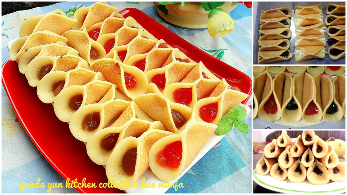 Resep Kue Manja By Yunda Yun Ide Baru Untuk Jualan Bun