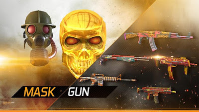 Download MaskGun � - Multiplayer FPS APK v2.01 Full Version for Android Terbaru 2017 Gratis