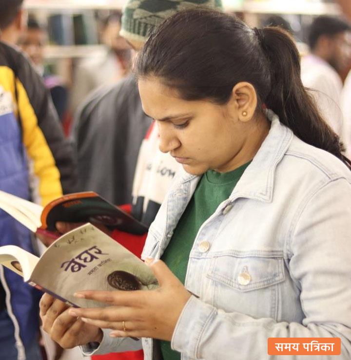delhi book fair pic