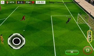 Download FTS15 Mod FIFA17 Ultimate Ver AC Milan Apk + Data