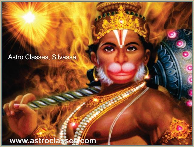 Hanuman Ji.