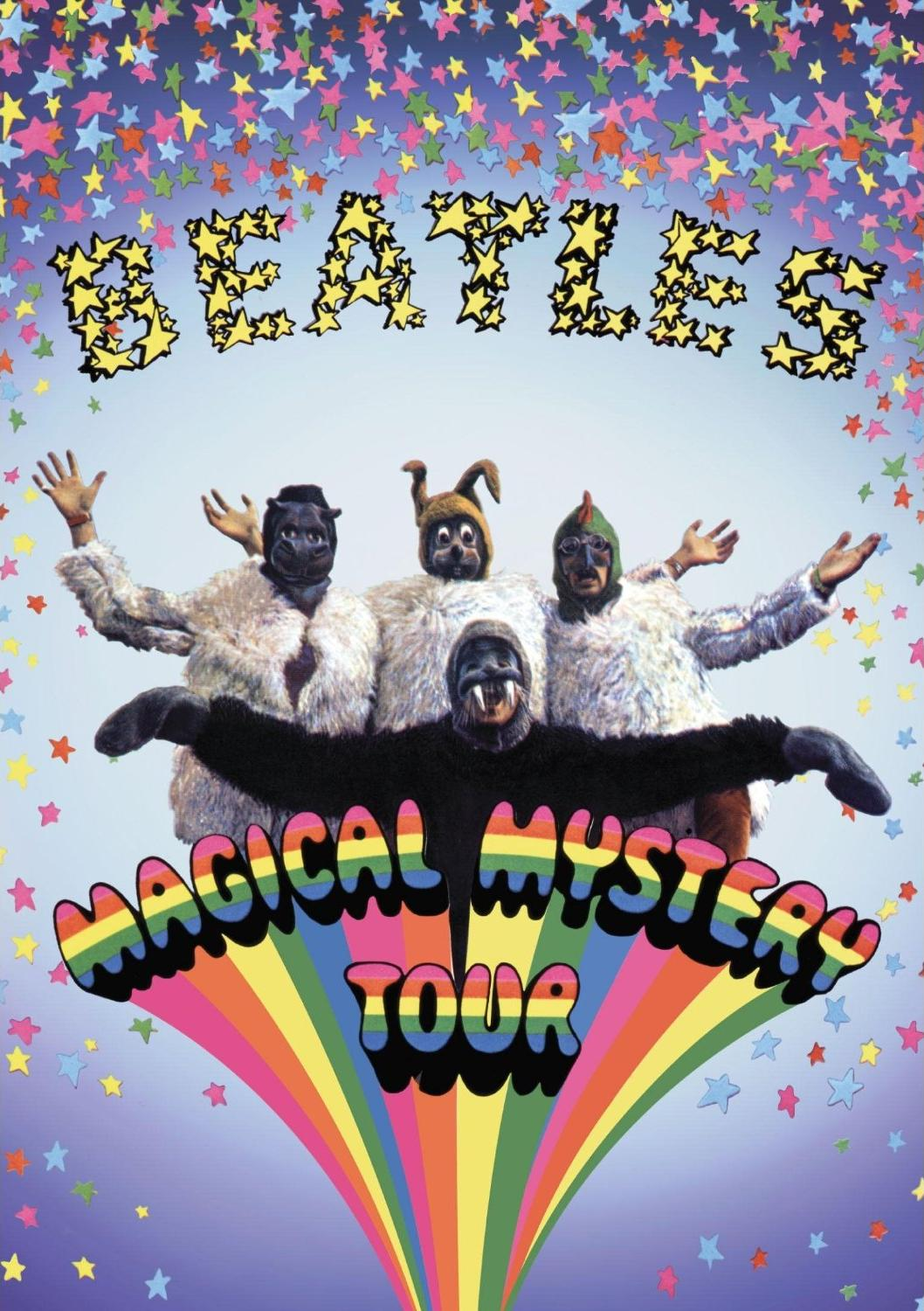 british beatles fan club roll up roll up for the magical mystery tour. Black Bedroom Furniture Sets. Home Design Ideas