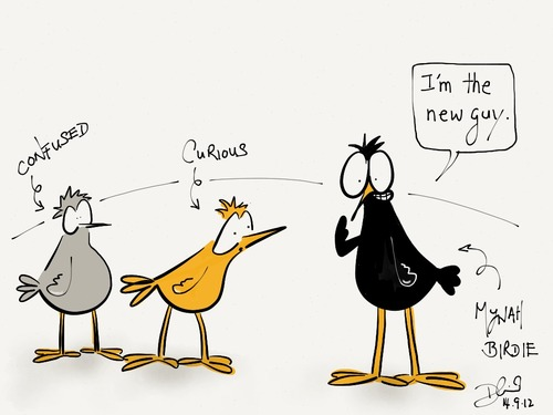Daniel Lim - Cartoons: Bird Cartoons - September 2012 - photo#23