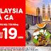 Bay Malaysia du lịch thả ga chỉ từ 19 USD