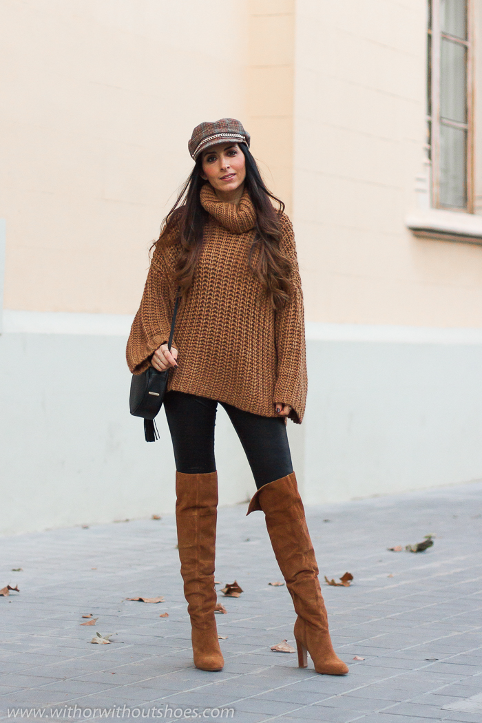Influencer blogger valenciana con ideas de moda outfits comodos con estilo