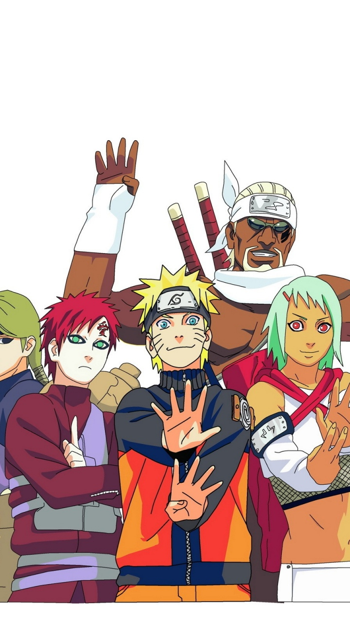 Naruto Hd Android And Iphone Wallpapers