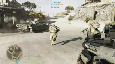 Battlefield: Bad Company 2 (PC) 2010