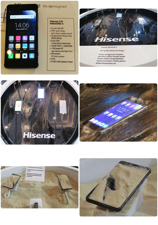 Harga Jual F30 Update 2018 Elegant Pudding Tpu Soft Case Hisense Kingkong 2 Ii C20 Ramaikan Pasar Smartphone Indonesia Di Ics 2016 Tamankata Tes Tahan Debu Dan Air Pada