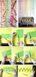 paper streamers from copier paper