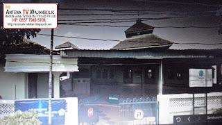 Kramat jati Masjid Baitussalam Perum Paspampres
