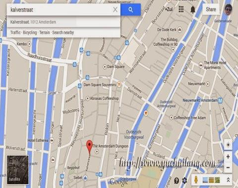 Peta Kalverstraat