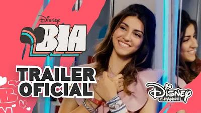 Bia!: trailer oficial  da nova série do Disney Channel