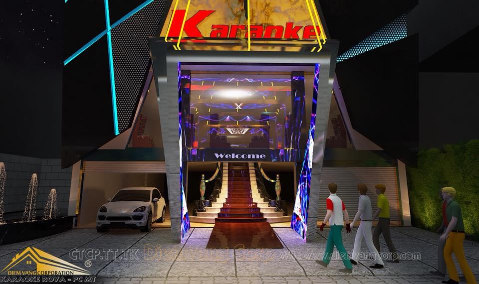 Thiết kế phòng karaoke 3D Ảnh Full chất lượng cao 10
