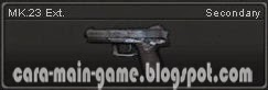 MK.23 Ext. Senjata Point Blank PB Weapon