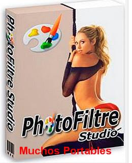 PhotoFiltre Studio X Portable