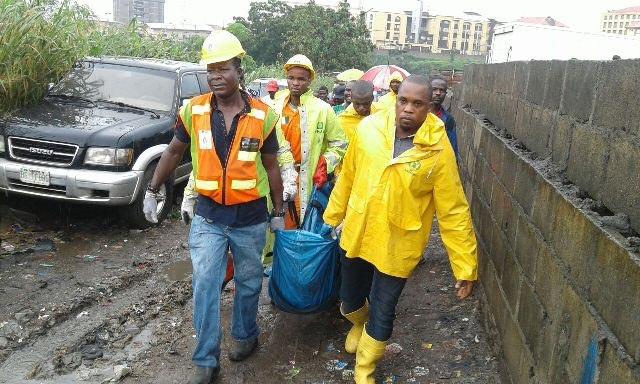 Woman who married 2 weeks ago dies in Lagos mudslides
