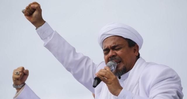FPI: Habib Rizieq Tak Mungkin Nistakan Agama, Beliau Jauh dari SARA