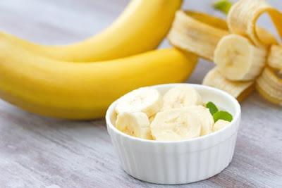 Masque banane et huile de coco