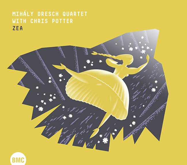 Republic of Jazz: Mihaly Dresch Quartet with Chris Potter - Zea ...