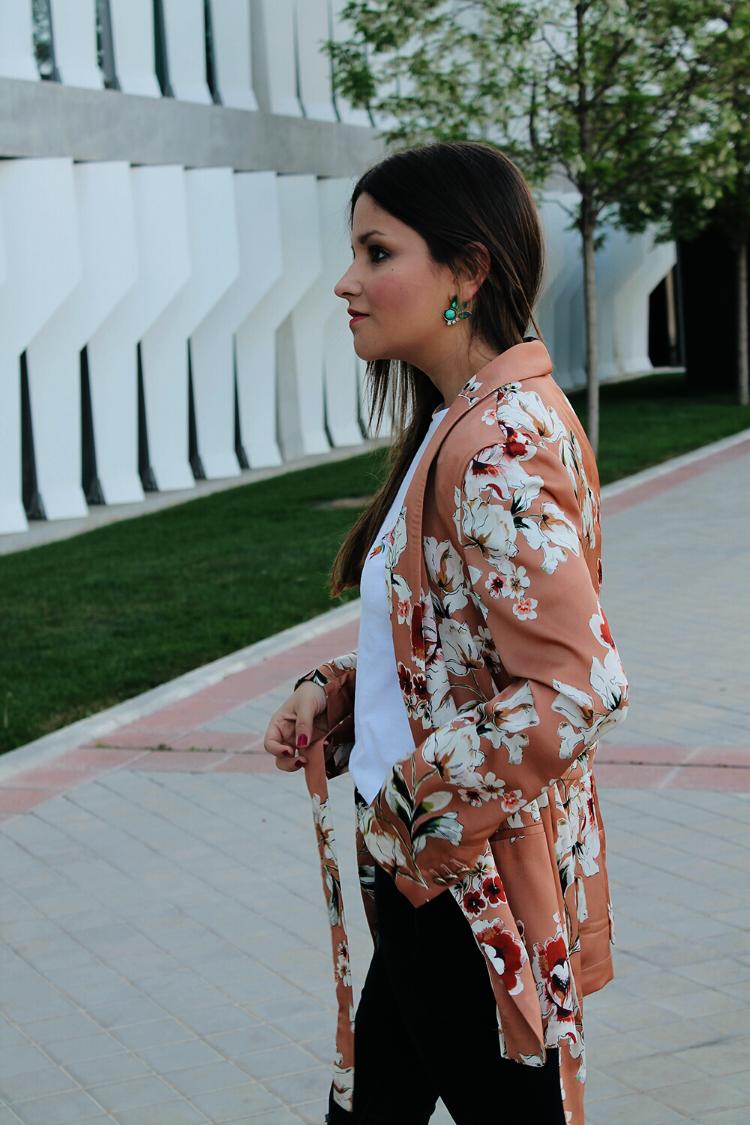 blog de moda look con kimono