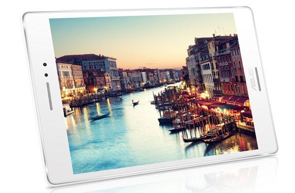 ASUS ZenPad S 8.0 white color
