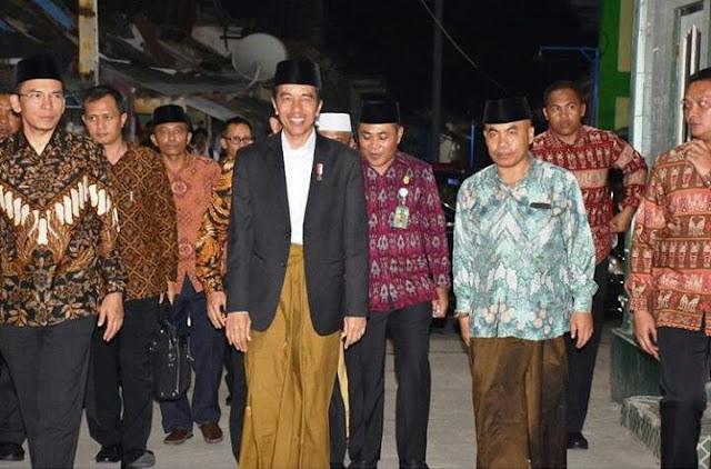 "Terinspirasi, "" Kawan Jokowi NTB"" Segera Terbentuk"