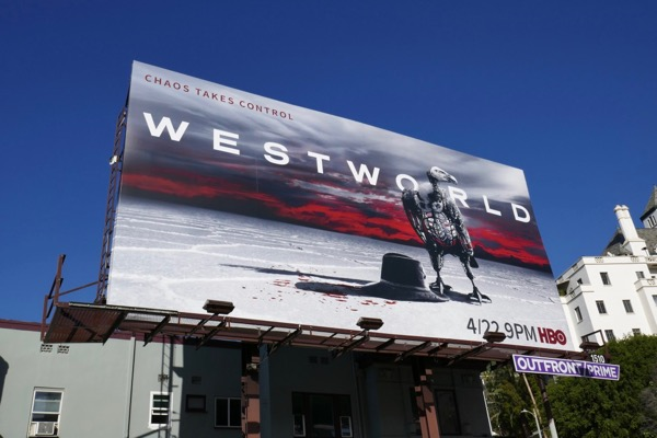 Westworld season 2 vulture billboard
