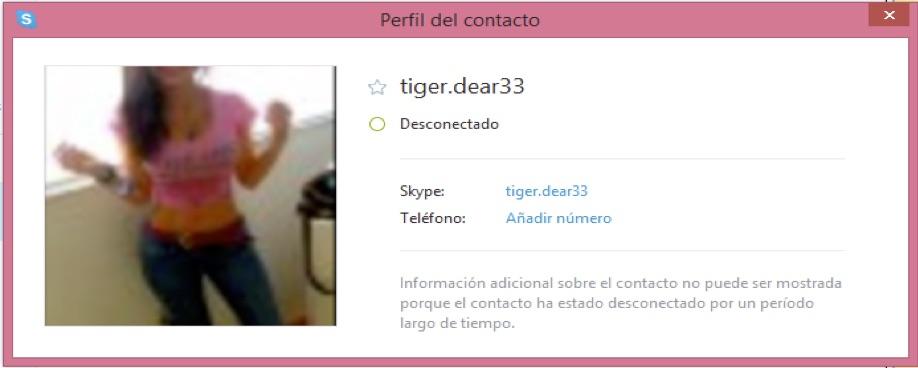 contactos mujeres por skype