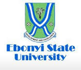 EBSU Carrying Capacity, Admission Selection & Quota – 2016/2017