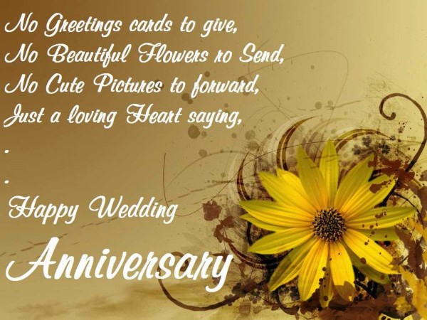Wedding anniversary messages to a couple