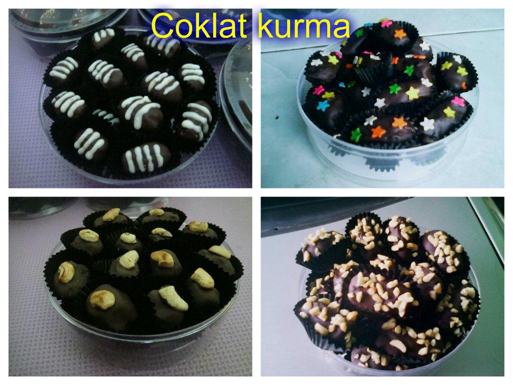 Resep Kurma Coklat Isi Kacang Mete, Enak Renyah, Wajib Dicoba!