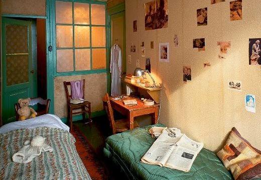 Informações sobre o Museu e Casa de Anne Frank em Amsterdã
