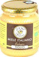 miele biologico di tiglio, prodotto italiano certificato