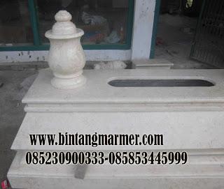 Tombstone marmer- jual Tombstone-Jenis makam Marmer