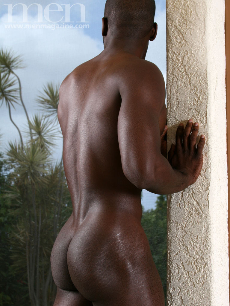Black men with big bulge