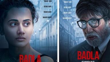 Badla Box Office Collection: Amitabh Bachchan-Taapsee की जोड़ी ने फिर किया कमाल, 'बदला' ने कमाए इतने करोड़