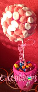 arbol bombones