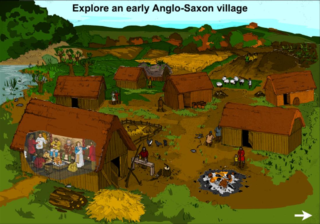Anglo-Saxon Life - kinship and lordship