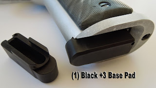 shockbottle basepad GSG 1911 22LR GSG-1911 magazine high capacity increase bumper extention joebobs outfitters CWA ZRT