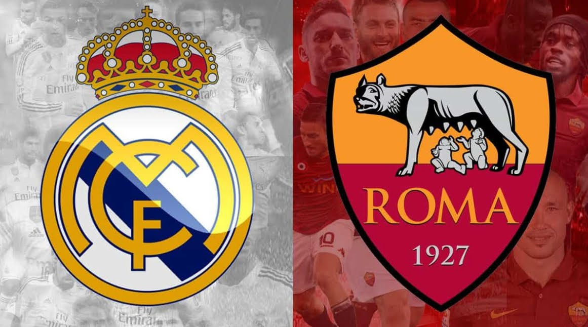DIRETTA Real Madrid-Roma Streaming Gratis su Rai Play