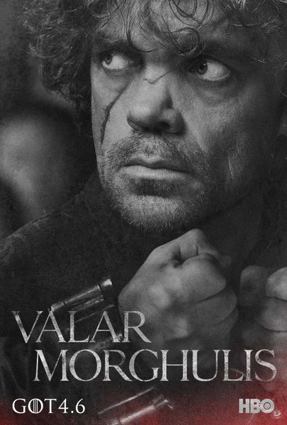 Poster of Game of Thrones Season 4 Complete 720p BluRay With ESubs Download