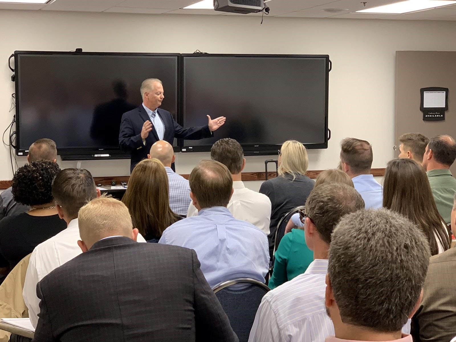 Jeff Bergosh Blog Leadership Pensacola Leap Spends A Morning With