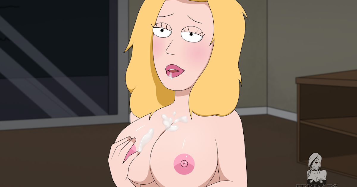 Excellent, rick and morty footjob something also